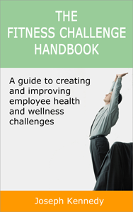 The Fitness Challenge Handbook Cover